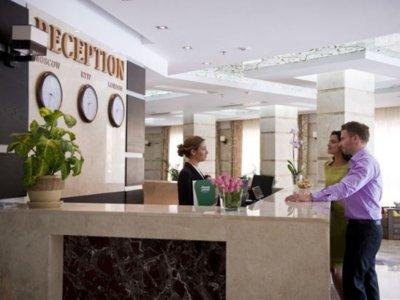 Отель Лесная Песня 4* Трускавец Украина