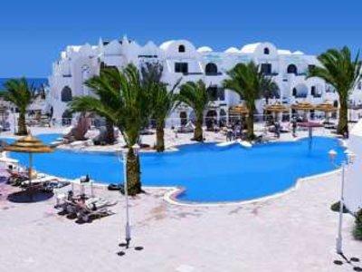 Отель Garden Park 3* о. Джерба Тунис