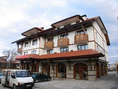 Отель Elegant Hotel - Half Board 3* Банско Болгария