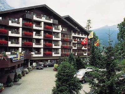 Отель Sunstar 4* Гриндельвальд Швейцария
