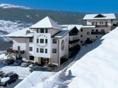 Отель Alpenfriede 3* Пицталь Австрия