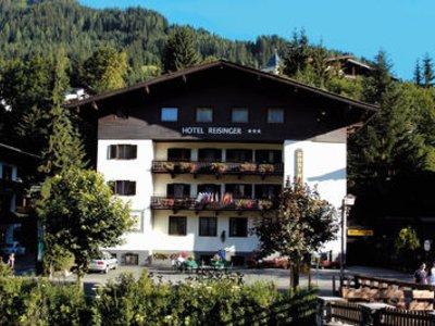 Отель Reisinger 3* Хинтерглемм Австрия