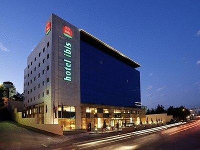 Отель Ibis Amman 3* Амман Иордания