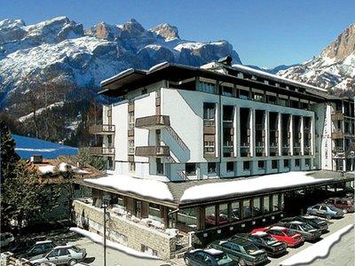 Отель Splendid Hotel Venezia 4* Кортина д'Ампеццо Италия