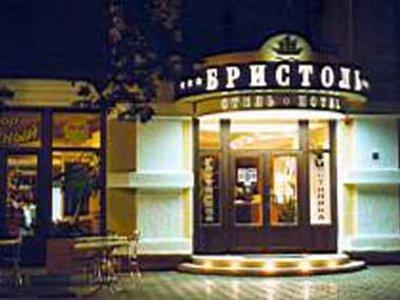 Отель Бристоль 3* Ялта Крым
