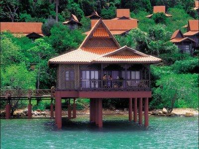 Отель Berjaya Langkawi Resort 4* о. Лангкави Малайзия