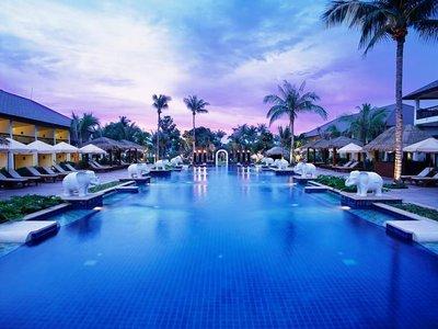 Отель Bandara Resort & Spa 5* о. Самуи Таиланд