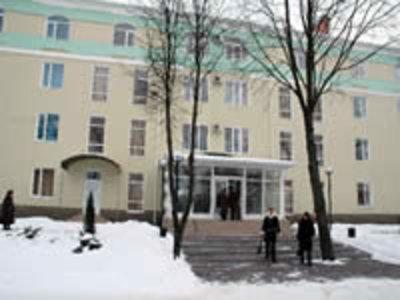 Отель Радужный 2* Миргород Украина