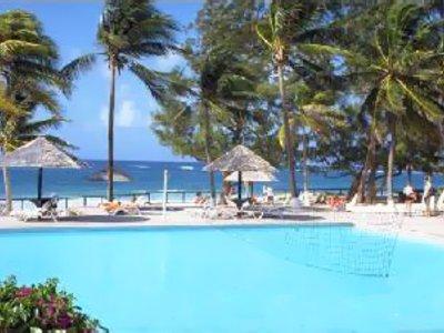Отель Silver Sands 3* Бриджтаун Барбадос