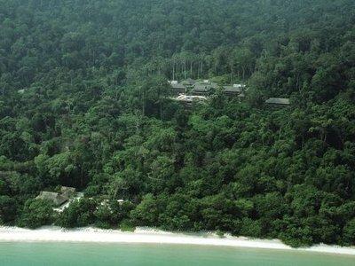 Отель The Datai 5* о. Лангкави Малайзия