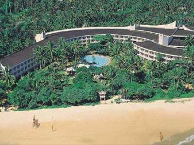 Отель Riverina Hotel 4* Берувела Шри-Ланка