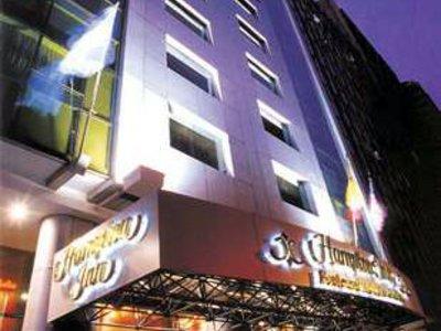 Отель Hampton Inn Guayaquil-Downtown 5* Гуаякиль Эквадор