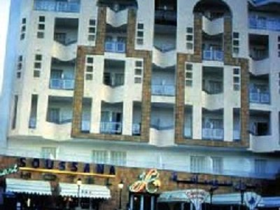 Отель Soussana 2* Сусс Тунис