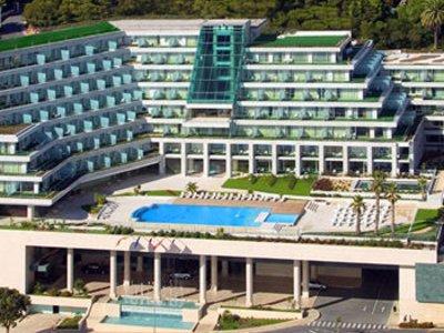 Отель Cascais Miragem 5* Кашкайш Португалия