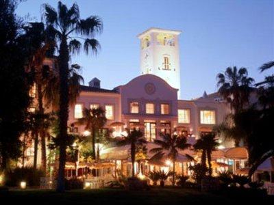 Отель Villa Vita Park 5* Алгарве Португалия