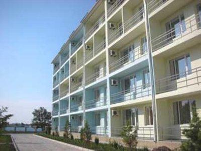 Отель Динамикс 2* Черноморское Крым