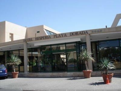 Отель Hesperia Playa Dorada 3* о. Лансароте (Канары) Испания
