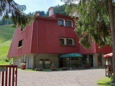 Отель Beskidek 3* Щирк Польша