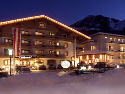 Отель Barbarahof 4* Капрун Австрия