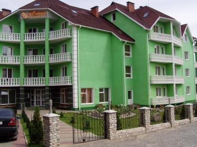 Отель Квитка Закарпаття 3* Поляна Украина - Карпаты