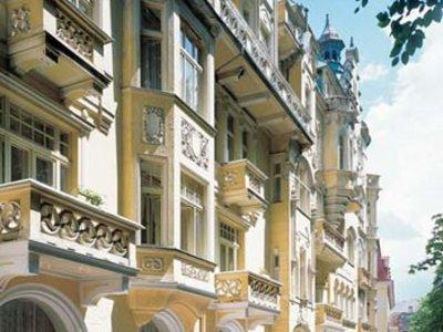 Отель Svoboda 3* Марианске-Лазне Чехия