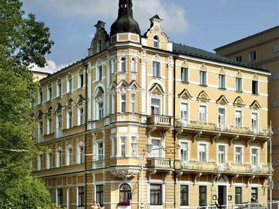 Отель Labe 3* Марианске-Лазне Чехия