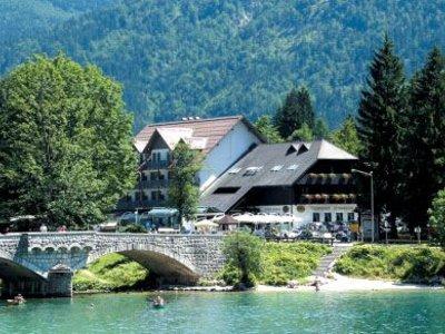 Отель Jezero 4* Бохинь Словения