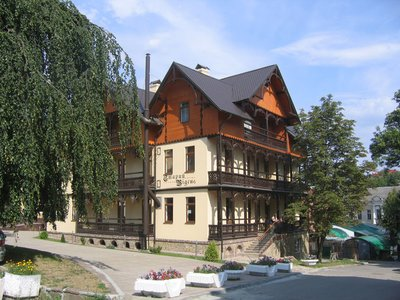 Отель Старая Вена 3* Трускавец Украина