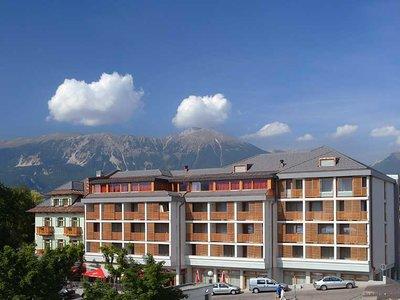 Отель Lovec 4* Блед Словения