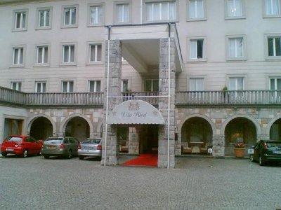 Отель Villa Bled 4* Блед Словения