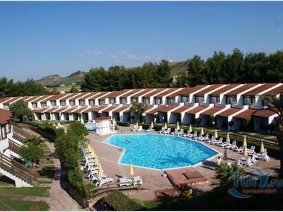 Отель Porto Kaleo Hotel Village 3* Калабрия Италия