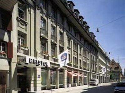 Отель Best Western Bristol 4* Берн Швейцария