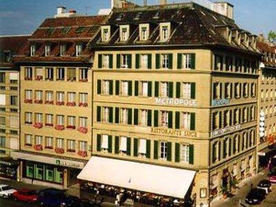 Отель Metropole 3* Берн Швейцария