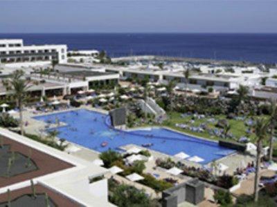 Отель Iberostar Costa Calero 4* о. Лансароте (Канары) Испания