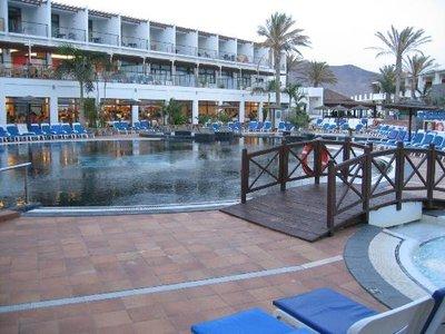 Отель Iberostar Papagayo 4* о. Лансароте (Канары) Испания