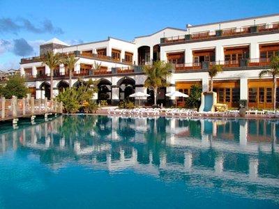 Отель H10 Rubicon Palace 4* о. Лансароте (Канары) Испания