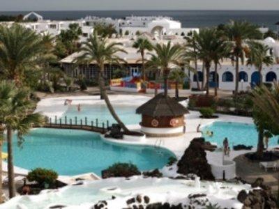 Отель H10 Lanzarote Gardens 3* о. Лансароте (Канары) Испания