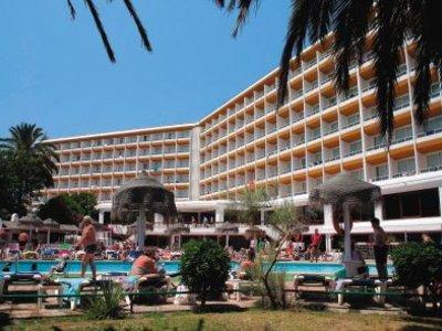 Отель Playasol The New Algarb Hotel 4* о. Ибица Испания