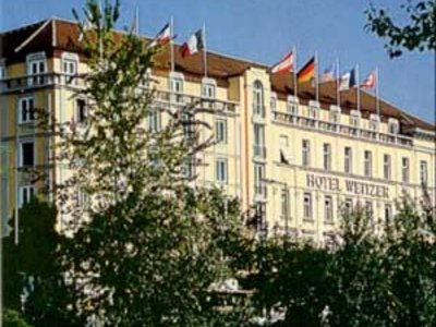 Отель Das Weitzer 4* Грац Австрия