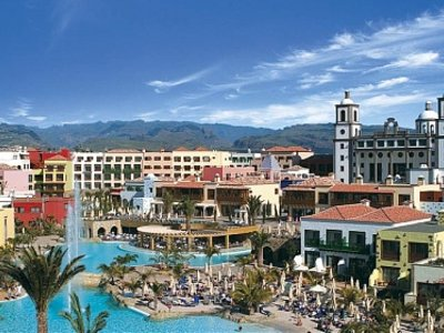 Отель Lopesan Villa del Conde Resort & Thalasso 5* о. Гран Канария (Канары) Испания
