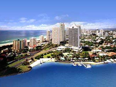 Отель Paradise Resort 5* Золотой Берег Австралия