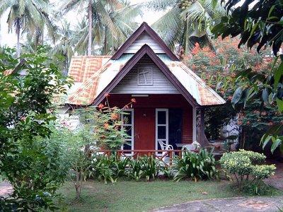 Отель Railay Bay Bungalows 3* Краби Таиланд