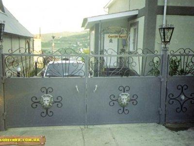 Отель Соленый Бычок 1* Солнечногорское Крым