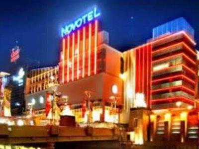 Отель Novotel Mangga Dua 4* Джакарта (о. Ява) Индонезия
