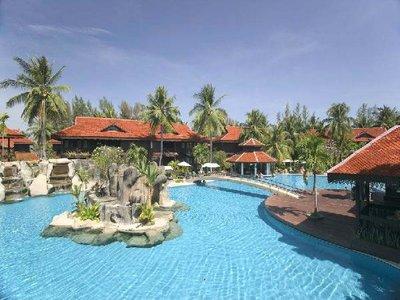 Отель Pelangi Beach 5* о. Лангкави Малайзия
