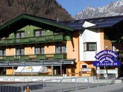 Отель Heiners adabei 3* Зелль Австрия