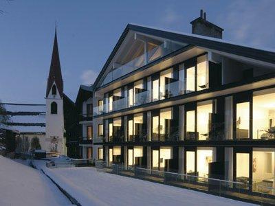 Отель Alpenhotel Lamm 4* Зеефельд Австрия