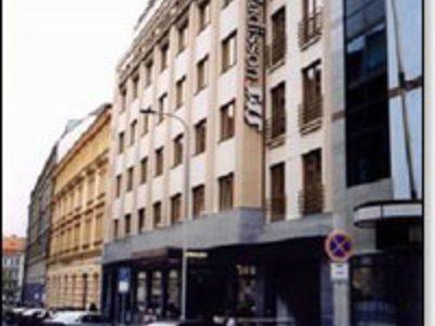 Отель Radisson SAS Alcron 5* Прага Чехия
