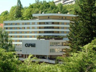 Отель Curie 3* Яхимов Чехия