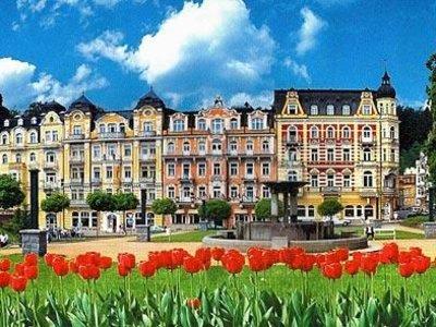 Отель OREA Hotel Palace Zvon 4* Марианске-Лазне Чехия